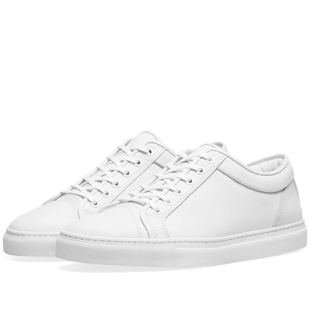 ETQ. Low Top 1 Sneaker White ETQ. Amsterdam