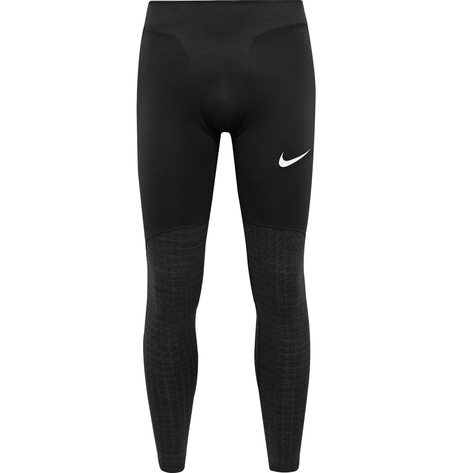 Photo: Nike Training - Pro Utility Therma Tights - Black