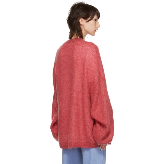 Won Hundred Red Vesper Sweater