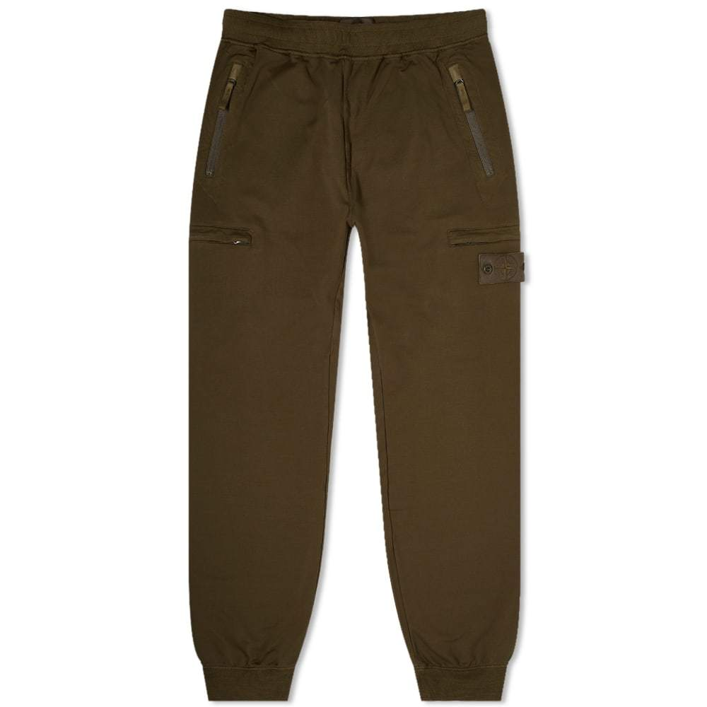 Photo: Stone Island Ghost Fleece Cargo Pant