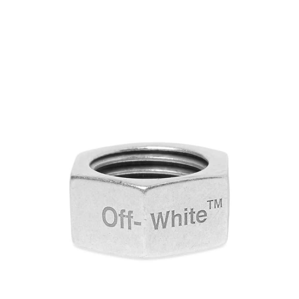 Photo: Off-White Hex Nut Ring