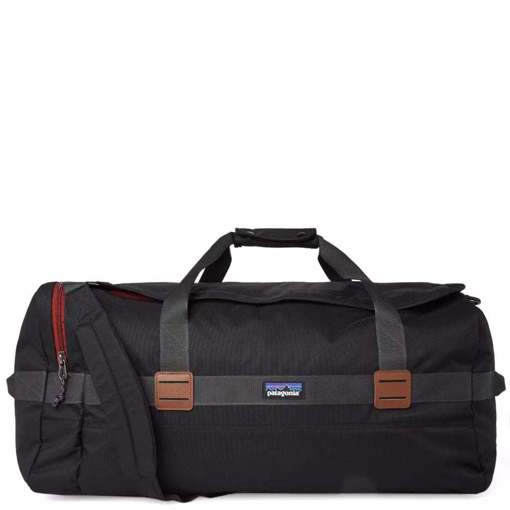 Photo: Patagonia Arbor 60L Duffel Bag Black