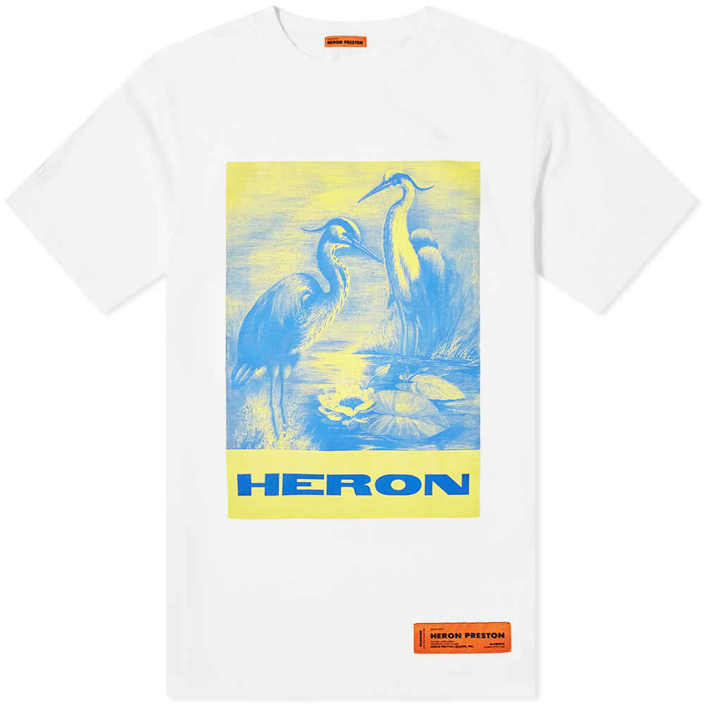 Photo: Heron Preston Painting Tee