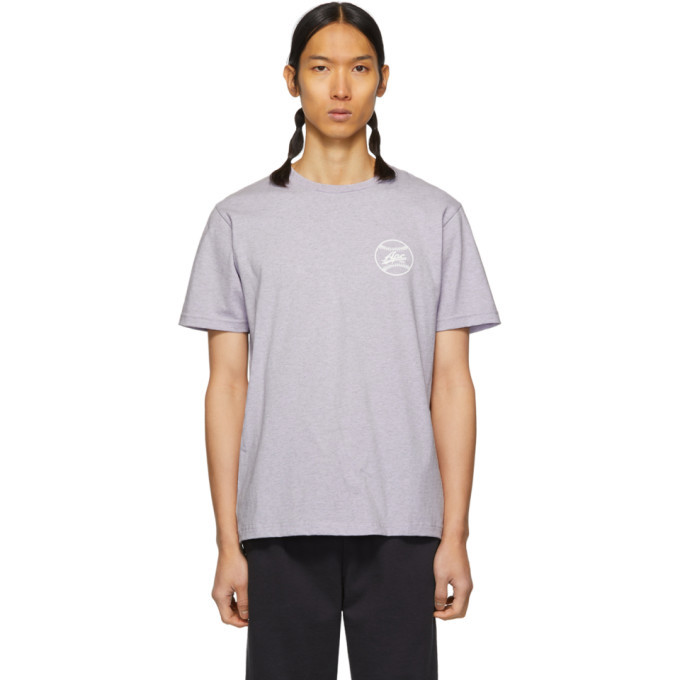 Photo: A.P.C. Purple Arrol T-Shirt