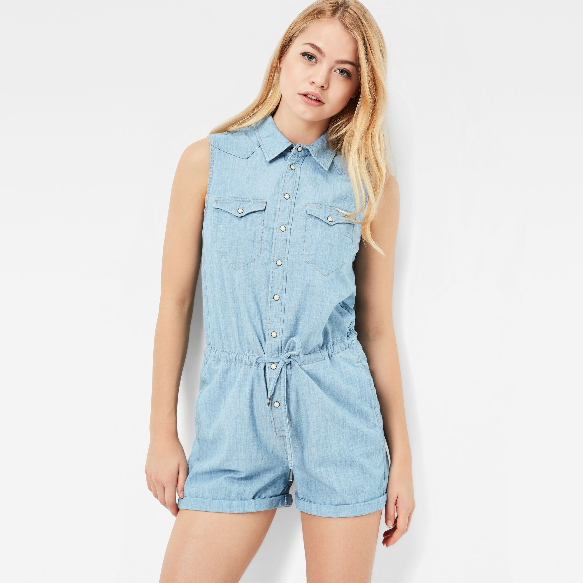Photo: Tacoma Shorts Boilersuit