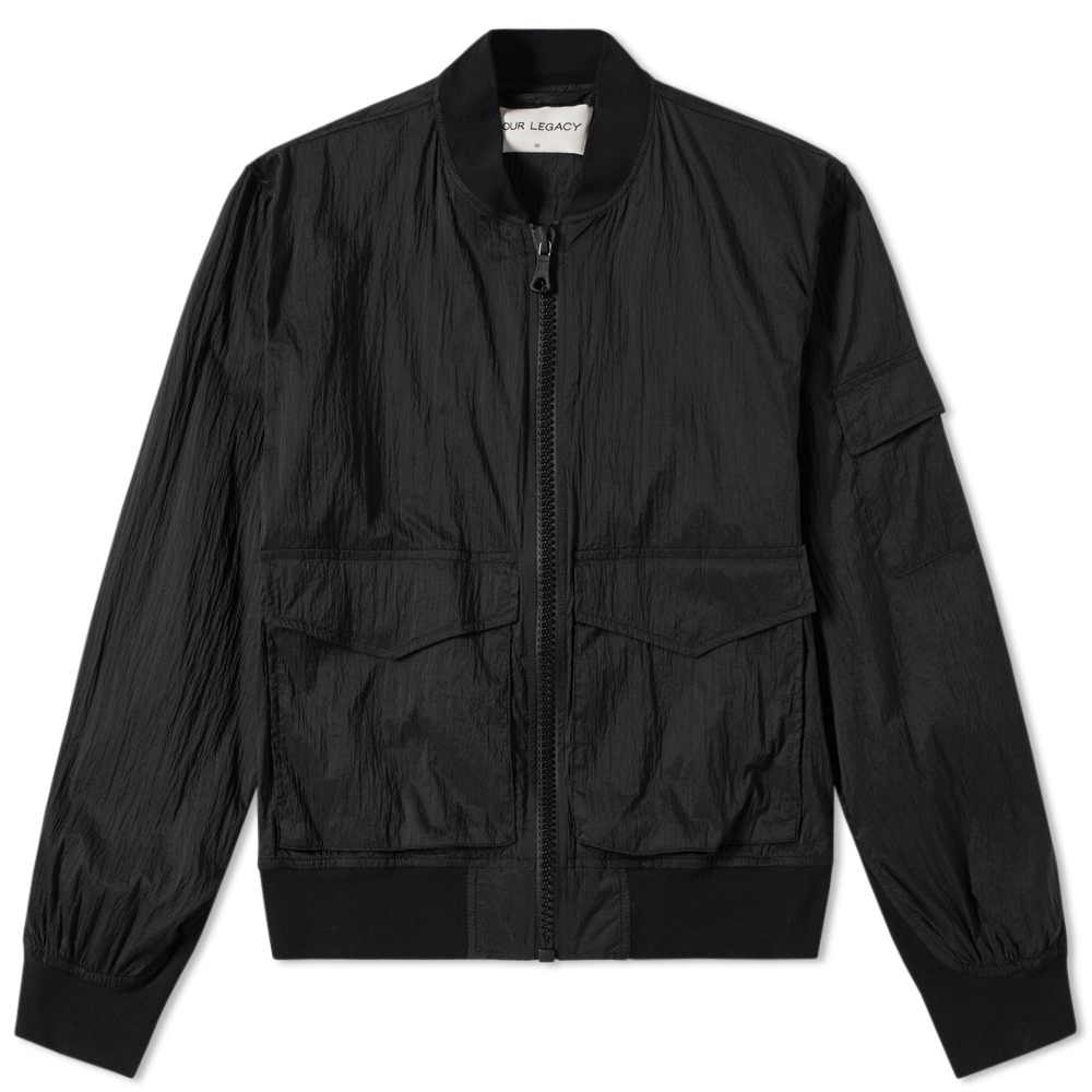 Photo: Our Legacy Patch Pocket Bomber