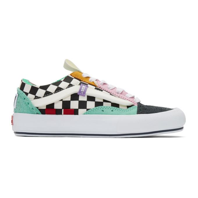 Photo: Vans Multicolor Old Skool Cap LX Sneakers