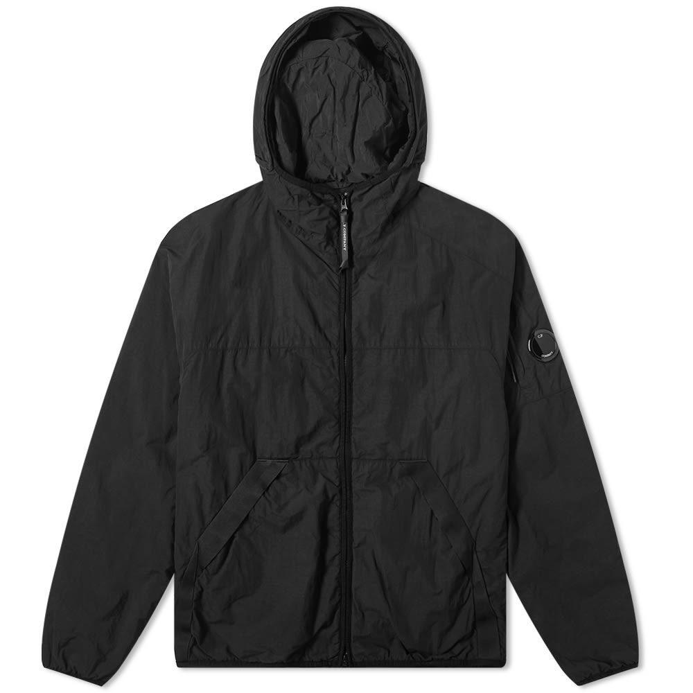 C.P. Company Flatt Nylon Hooded Lens Jacket