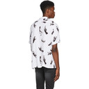 Ksubi White Durry Hands Shirt
