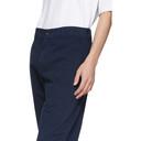 Acne Studios Navy Ishir Trousers