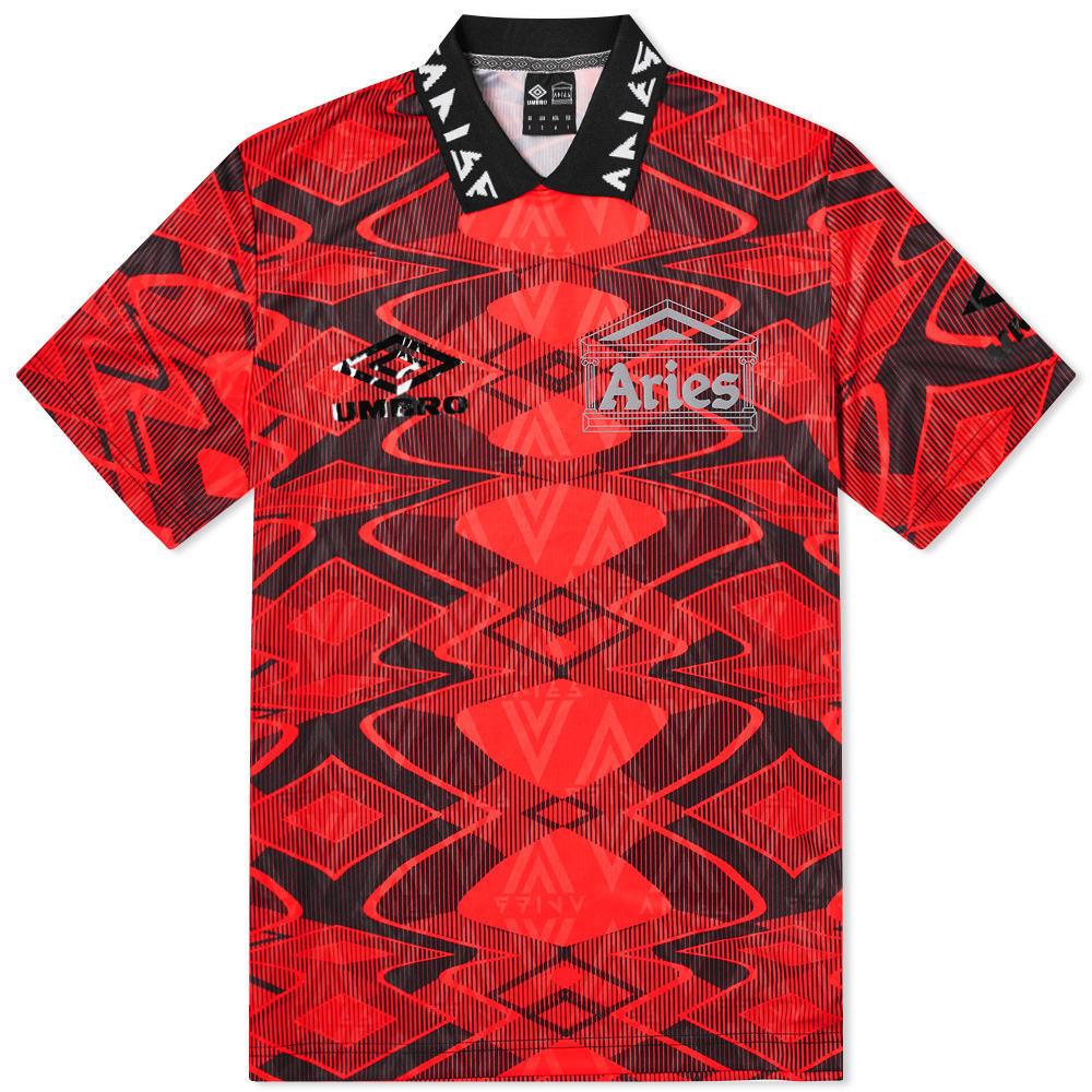 Aries x Umbro Football Jersey