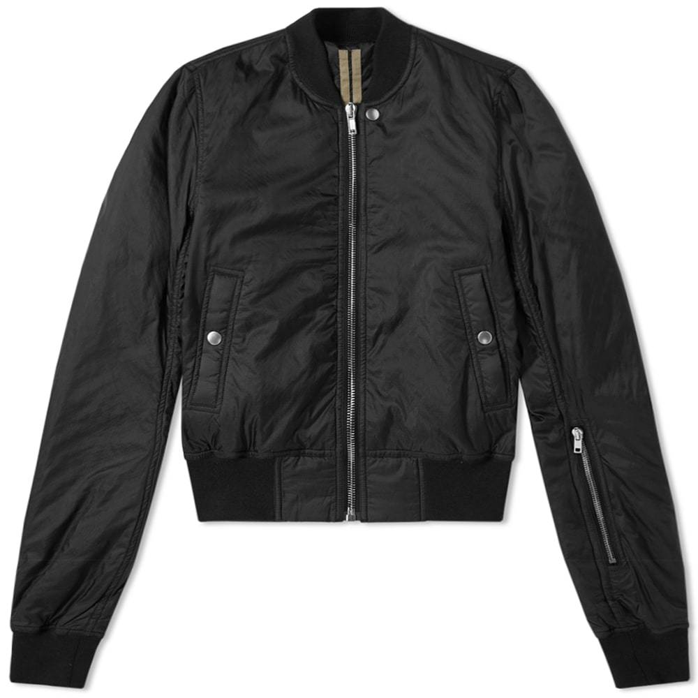 Photo: Rick Owens DRKSHDW Ripstop Flight Jacket