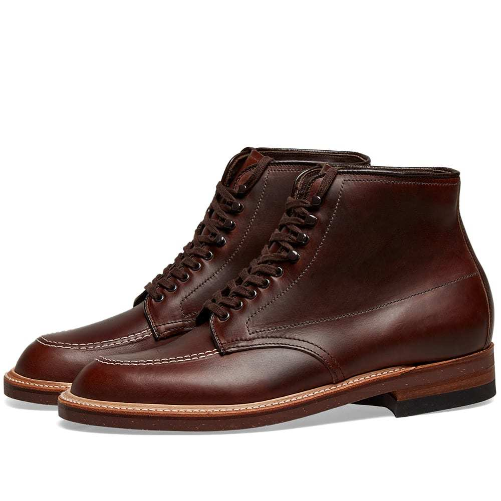 Photo: Alden Indy Boot Brown Chromexcel