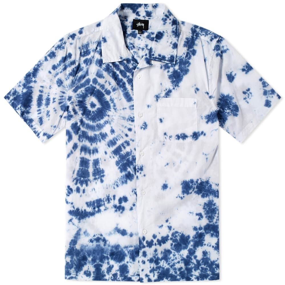 Photo: Stussy Tie Dye Shirt