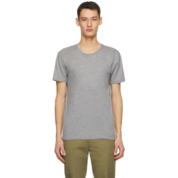 Photo: Paul Smith Grey Crewneck T-Shirt