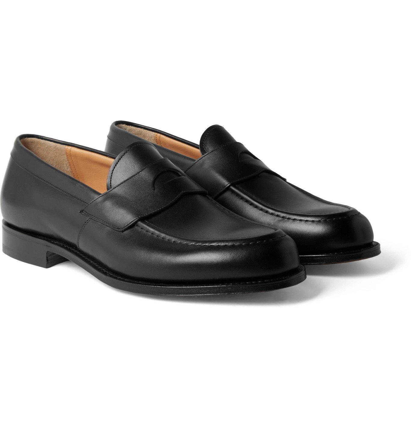 Photo: Church's - Dawley Leather Penny Loafers - Black