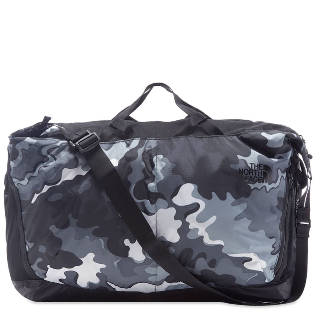 Photo: The North Face Psychedelic Camo Flyweight Duffel