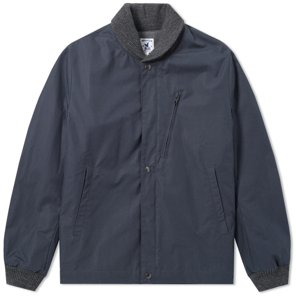 Photo: Arpenteur Marine Bomber Jacket