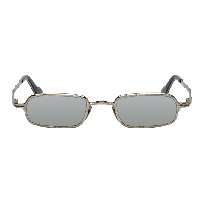 Photo: Kuboraum Silver Z18 Sunglasses