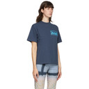 Aries Blue Temple T-Shirt