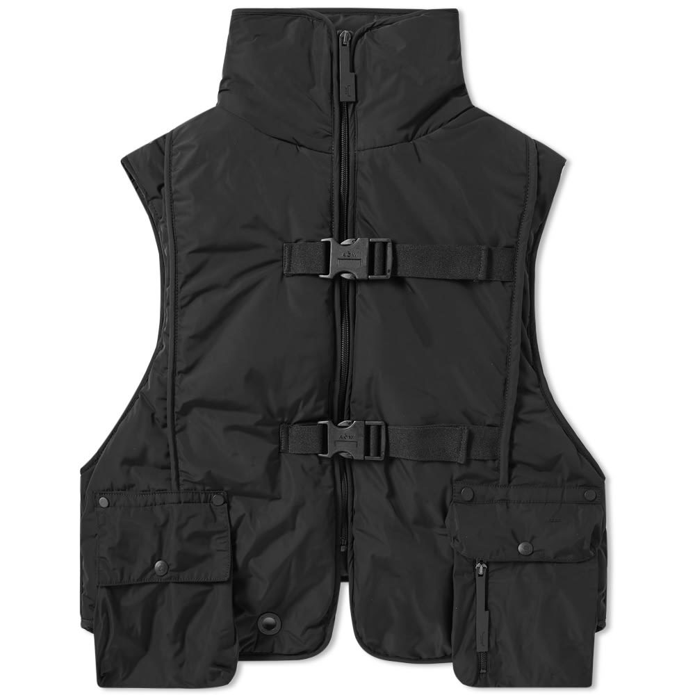 Photo: A-COLD-WALL* Padded Tactical Tech Vest