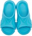 Balenciaga Blue Mold Slide Sandals