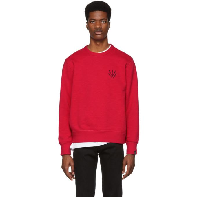 Photo: rag and bone Red Dagger Sweatshirt