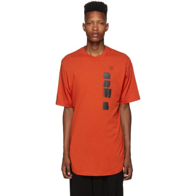 Photo: Julius Orange Dawn T-Shirt