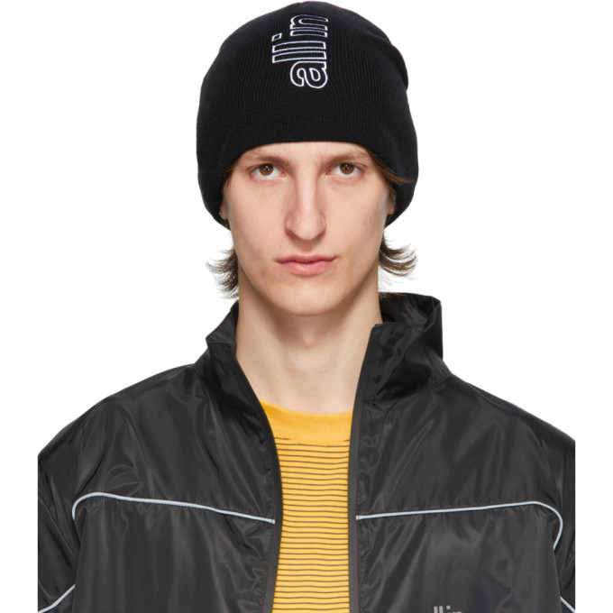 Photo: all in Black Outline Winter Beanie