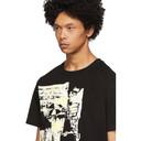 3.1 Phillip Lim Black Postcard Perfect T-Shirt