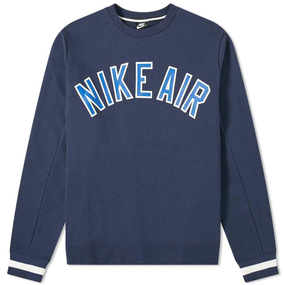 Photo: Nike Air Varsity Crew Sweat