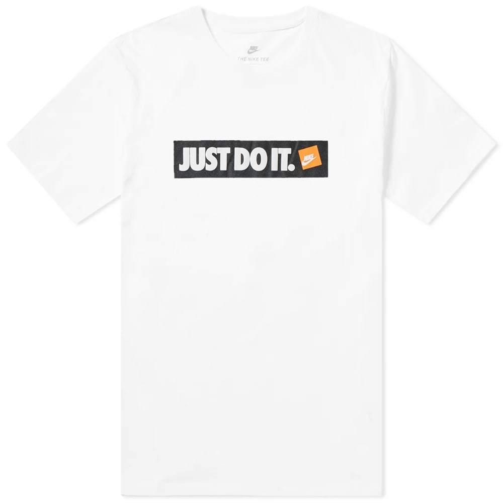 Photo: Nike Just Do It Tee