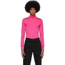 Raf Simons Pink Underwear Turtleneck