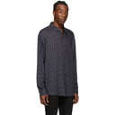 Ksubi Black Dymo Shirt