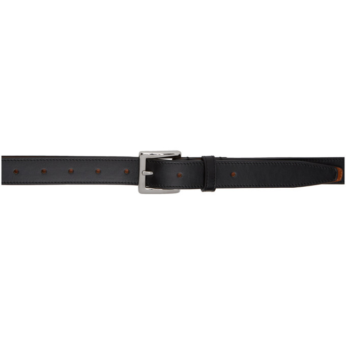 Photo: Y/Project Black Double-Layer Belt