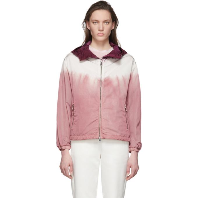 Photo: Moncler Pink Olive Jacket