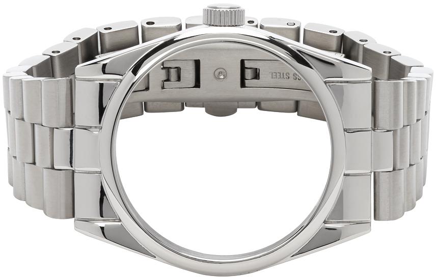 Photo: Ambush Silver Timeless Watch 2 Bracelet