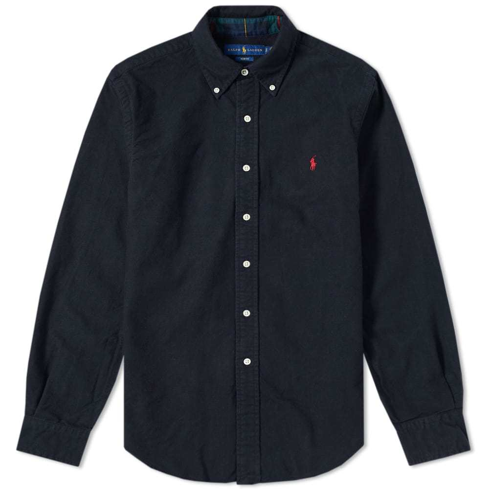 Photo: Polo Ralph Lauren Slim Fit Brushed Oxford Shirt