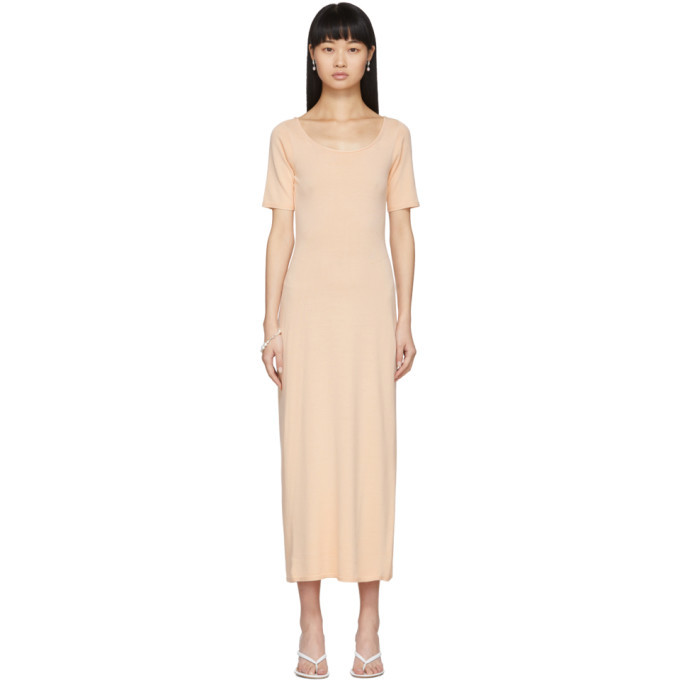 Photo: Lemaire Pink Second Skin Dress