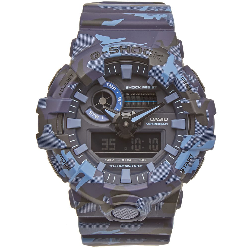 Photo: Casio G-Shock GA-700CM-2AER Camo Watch