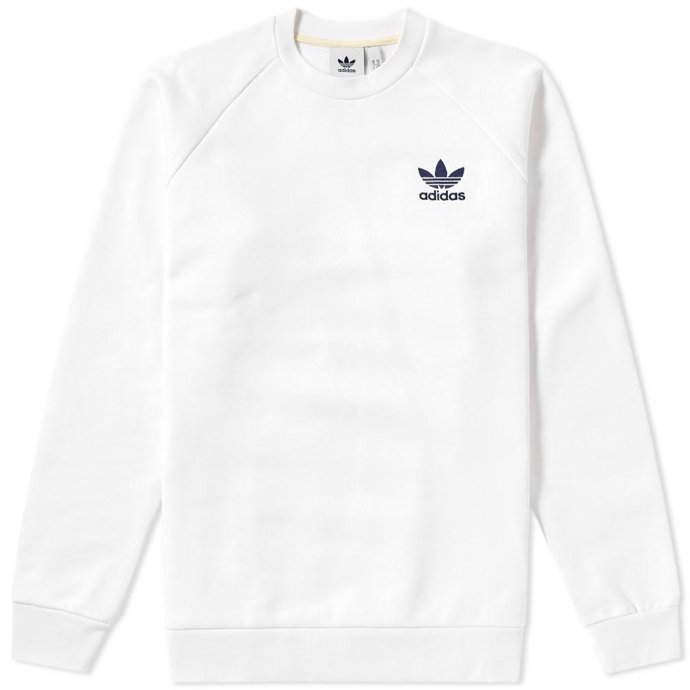 Adidas Ice Cream Crew Sweat White