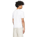 Botter White Orange Silkscreen Print T-Shirt