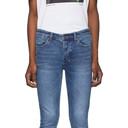 Ksubi Blue Van Winkle Jeans