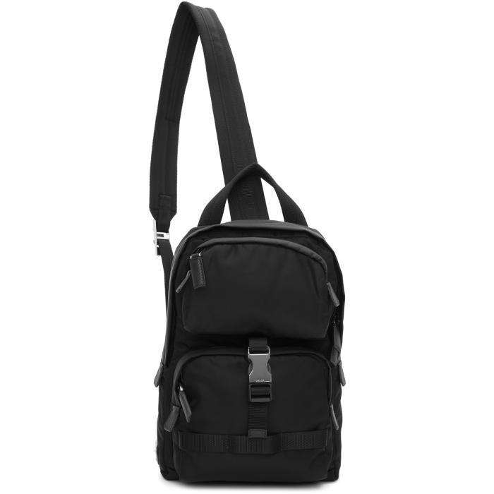 Photo: Prada Black Mountain Backpack