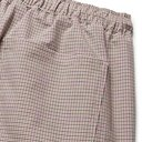 Raf Simons - Printed Prince of Wales Checked Stretch-Cotton Drawstring Shorts - Beige