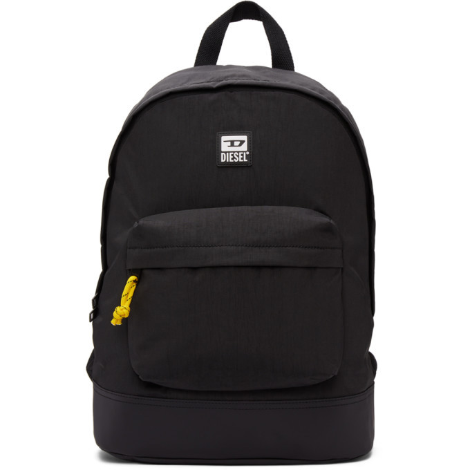 Photo: Diesel Black Violano Backpack