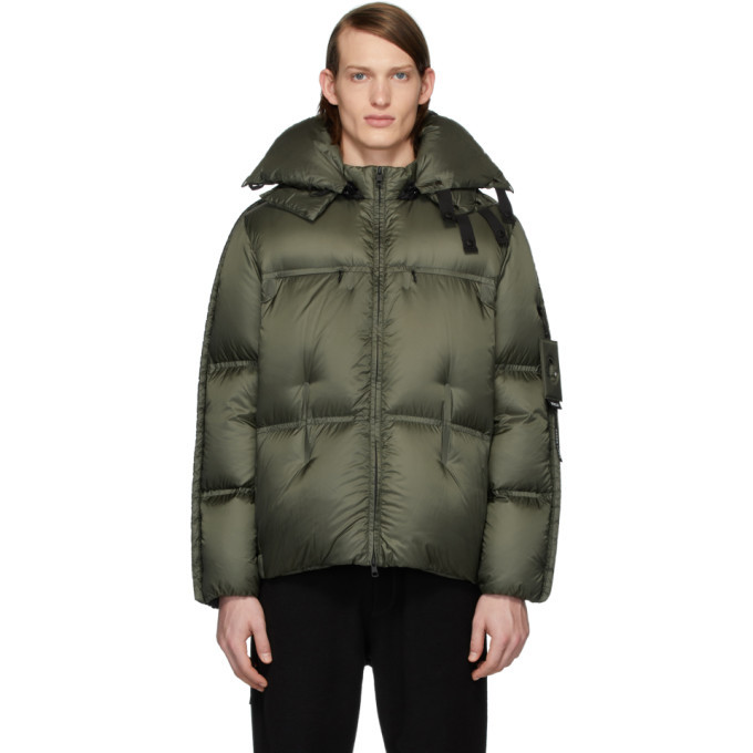 Photo: Moncler Genius 5 Moncler Craig Green Green Down Maher Jacket