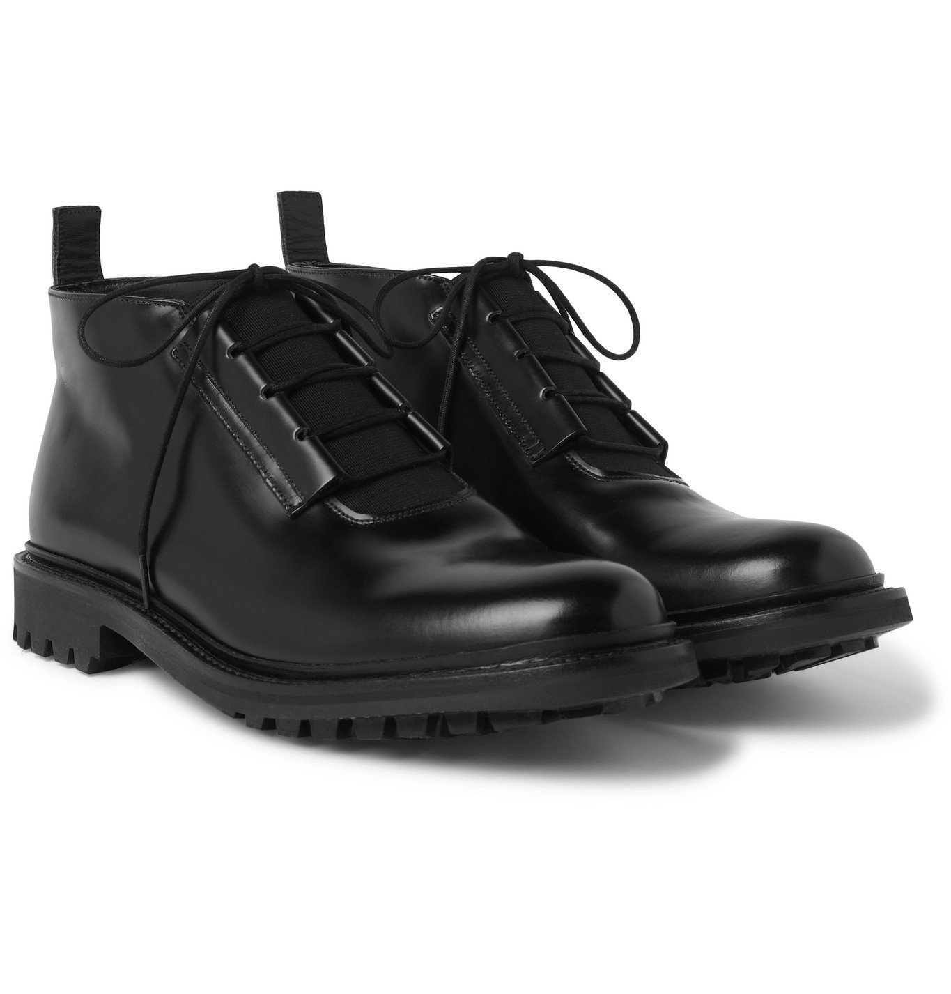 Photo: Grenson - Craig Green Leather Boots - Black