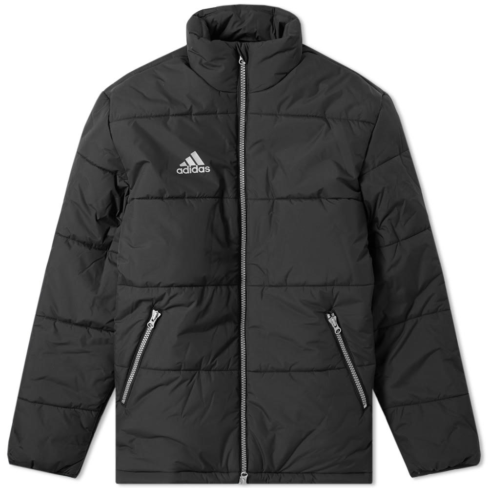 Photo: Gosha Rubchinskiy x Adidas Padded Jacket