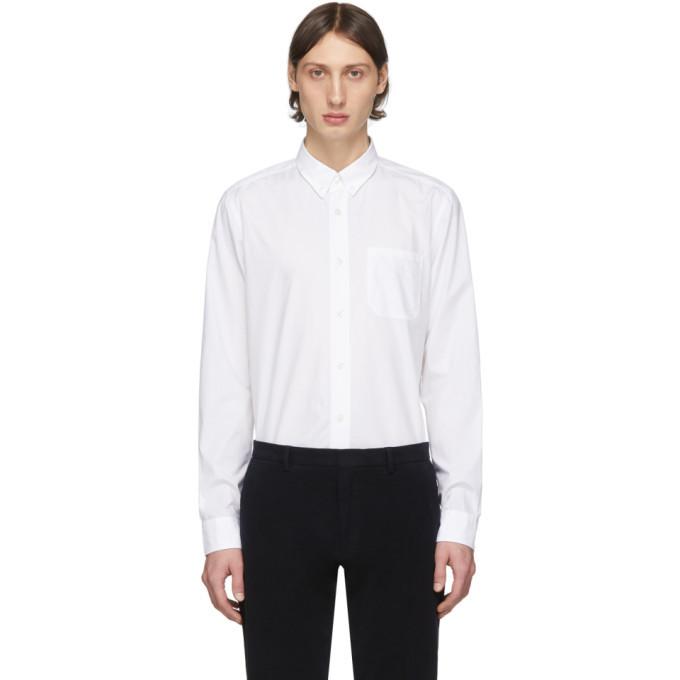 Photo: Hugo White Poplin Ermann Shirt